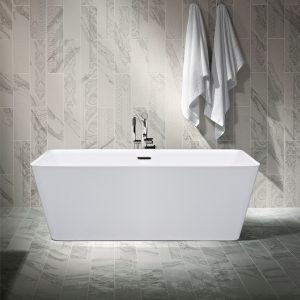 A1506-1500 Freestanding Rectangular Tub