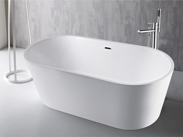 A1507-1500 Freestanding Oval Tub