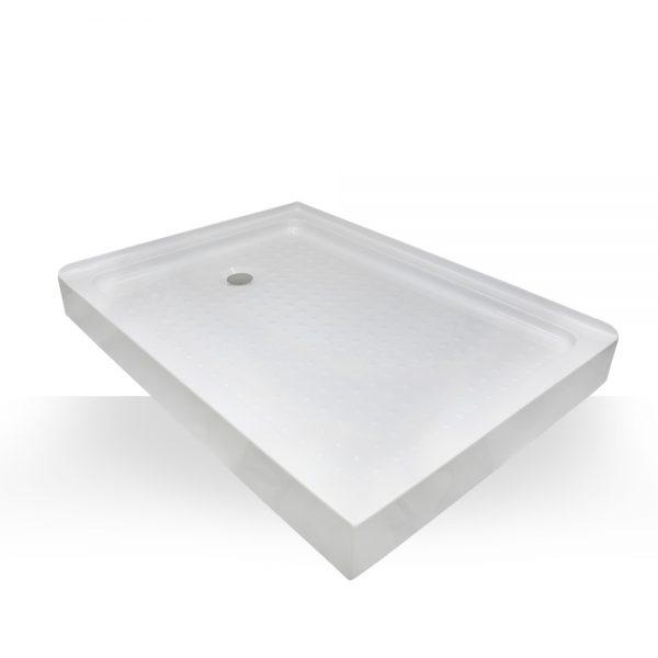 48x36 shower base left hand drain