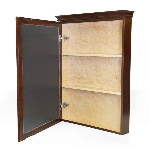 Dark Walnut Medicine Cabinet