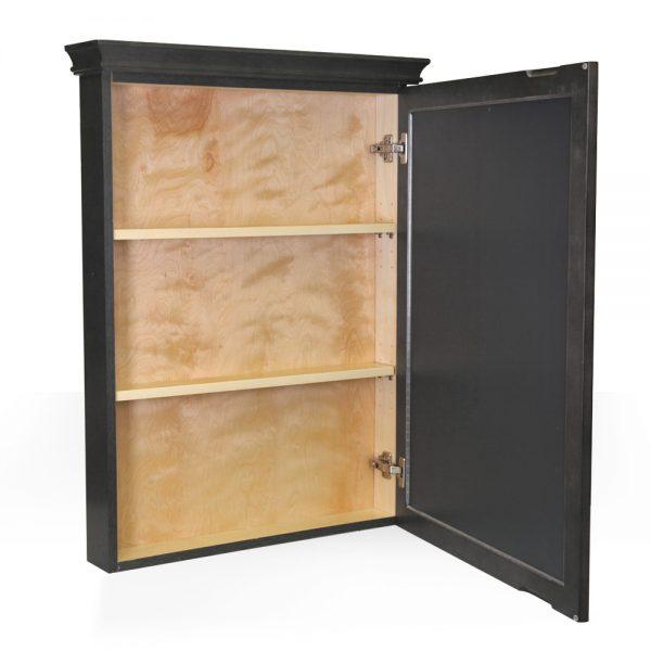 Light Grey Medicine Cabinet