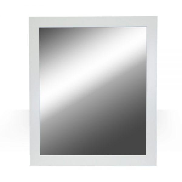 White Shaker Mirror