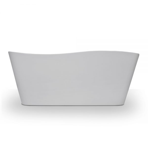 French Curve Freestanding Tub