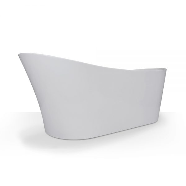 Low Profile Slipper Freestanding Tub