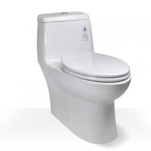 Comfort Height Cyclone Flush Toilet