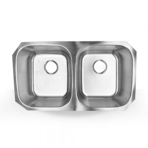 Double Stainless Steel Undermount Sink