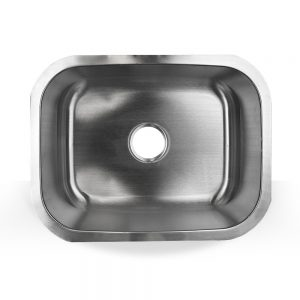 Single Stainless Steel Undermount Sink