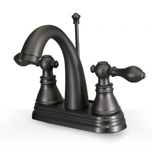 "Classic Oil Rubbed Bronze 4"" Centre Faucet"