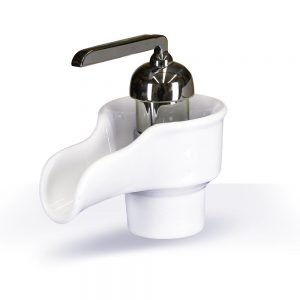 Porcelain Waterfall Faucet