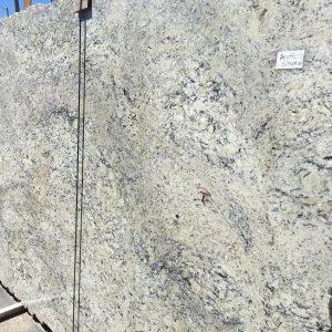 Arctic shore granite
