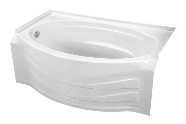 Millennium Tubco alcove tub