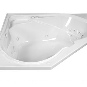 Obsession Tubco corner tub