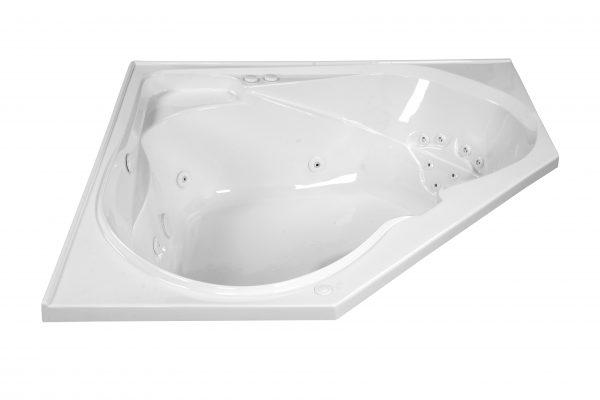 Obsession Tubco corner tub