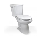 2 piece highmount toilet