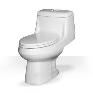 Comfort Height One Piece Toilet