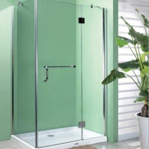 Hinge Door Glass Shower Enclosure