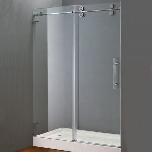 Frameless Sliding Door Shower