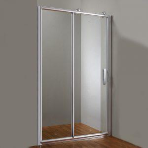 Framed Sliding Shower Door