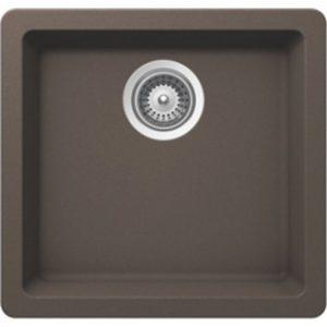 B307 Virtuo Granite Coffee Brown Sinks - Single Bowl