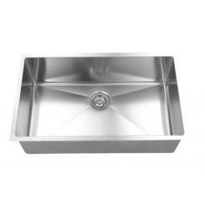 B506 Stainless Undermount Sink with 15mil Radius Corners